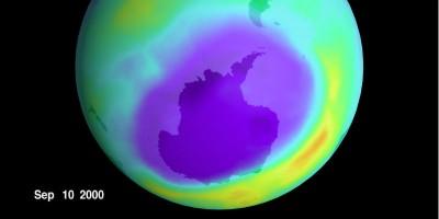 Il buco nell'ozono, 30 anni fa