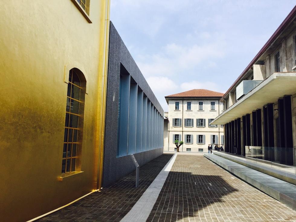 Le foto della nuova fondazione prada a milano il post for Fondation prada milan