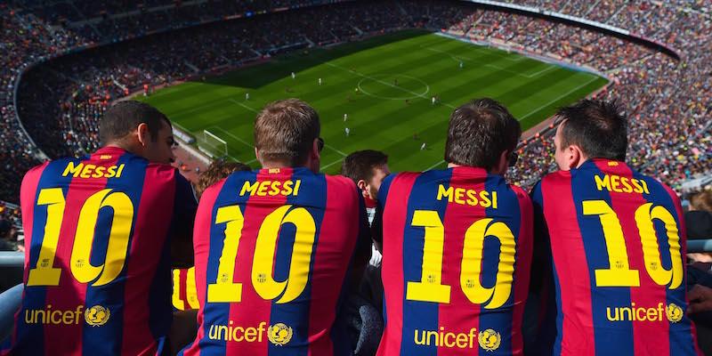 FC Barcelona v Rayo Vallecano de Madrid - La Liga