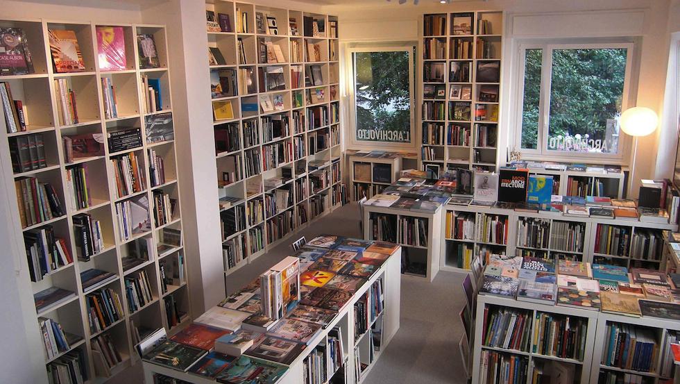 Le pi belle biblioteche e librerie di milano il post for Librerie universitarie online