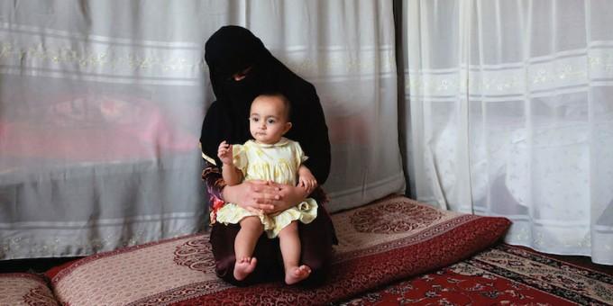 """Fotografie di donne condannate per """"reati contro la morale"""" in Afghanistan"""
