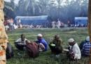 Le fosse comuni dei migranti in Malesia