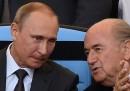 Putin difende Blatter