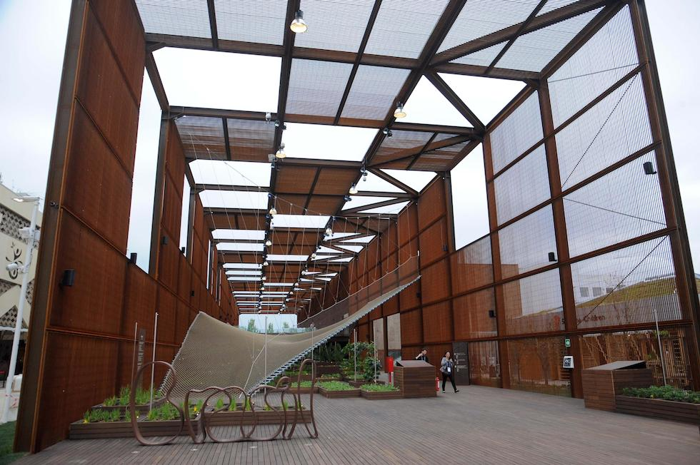 Expo Stand Brasile : Expo come sono fatti i padiglioni il post