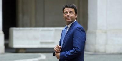 L'arrivo di Renzi alla direzione del PD raccontato dall'Unità