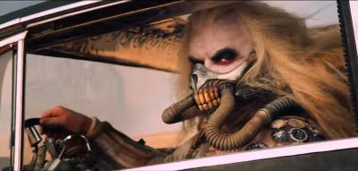 """Una scena di """"Mad Max: Fury Road"""""""