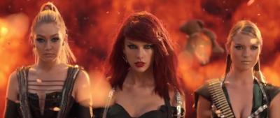 """""""Bad Blood"""": il nuovo video di Taylor Swift, con dentro più o meno tutti"""