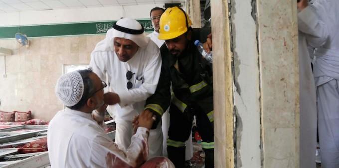 Il primo attentato dell'ISIS in Arabia Saudita