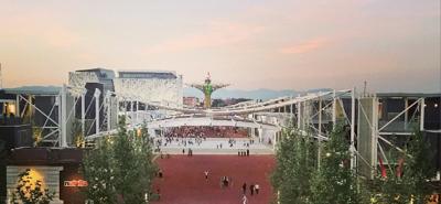 Expo, cosa mettono su Instagram i visitatori
