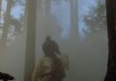 """""""Black Angel"""", il corto che veniva proiettato prima dell'""""Impero colpisce ancora"""""""
