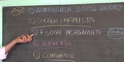 """Marco Lodoli e la """"Buona Scuola"""""""