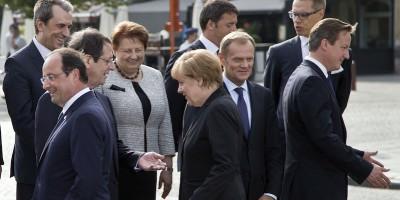 È cominciata la ripresa in Europa