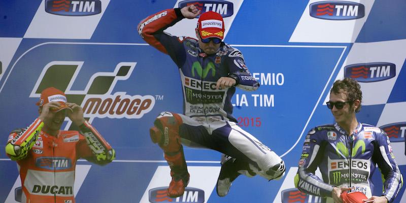 chi a vinto il motogp oggi