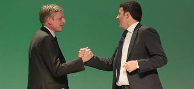 Matteo Renzi sulla nuova l'Unità: «Stiamo vedendo con Cuperlo alcune idee bislacche»