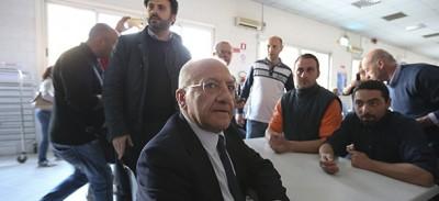 Vincenzo De Luca sui suoi guai con la legge Severino: «Un minuto dopo la vittoria, puff!»