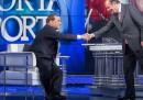 Berlusconi ha chiamato Bruno Vespa «dottor Fede»