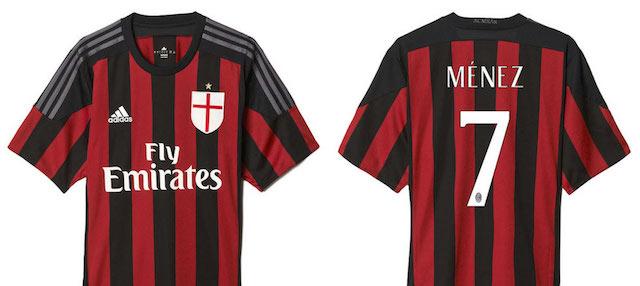 Maglia Home AC Milan nuova