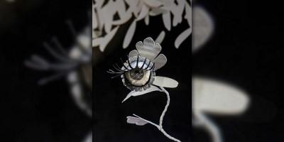 L'arte di carta di Elena Borghi