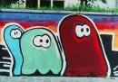 Il murale di Pao cancellato a Milano