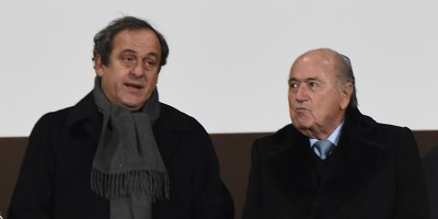 Platini ha chiesto le dimissioni di Blatter