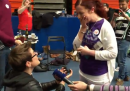 La proposta di matrimonio poco dopo la vittoria del referendum in Irlanda