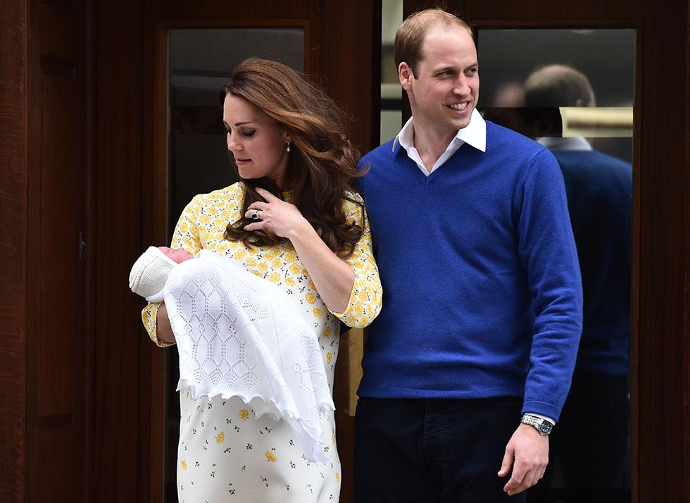 Il nome della royal baby