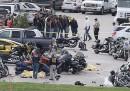 La sparatoria tra motociclisti in Texas
