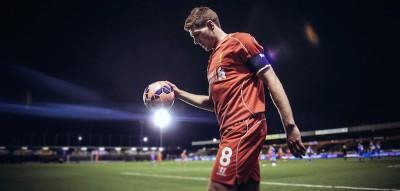 L'ultima partita di Steven Gerrard a Liverpool