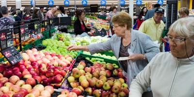 La legge francese contro gli sprechi alimentari dei supermercati