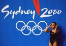 27 Sep 2000:  Tania Cagnotto of Italy in action in the Women's 3m Springboard competition at the Syd