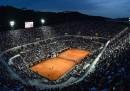 Gli Internazionali di tennis a Roma