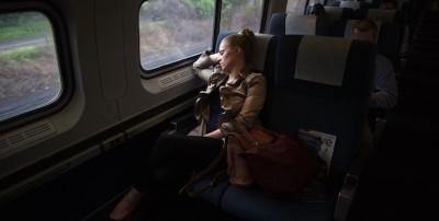 I treni dovrebbero avere le cinture di sicurezza?