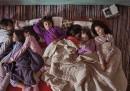 Le camere da letto degli italiani