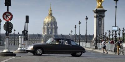 I 60 anni della Citroën DS