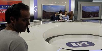 La TV pubblica greca ERT ha ricominciato le trasmissioni