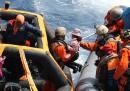 Le foto dei migranti soccorsi in Italia negli ultimi due giorni