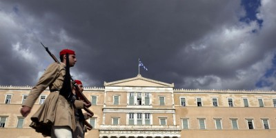 Si è parlato di default della Grecia