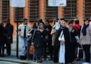 Lo sciopero dei mezzi ATAC a Roma, mercoledì 10 giugno