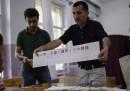 In Turchia si è votato un nuovo Parlamento
