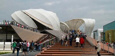 Com'è fatto il padiglione della Germania a Expo