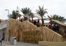 """La zona """"padiglioni brutti"""" di Expo"""