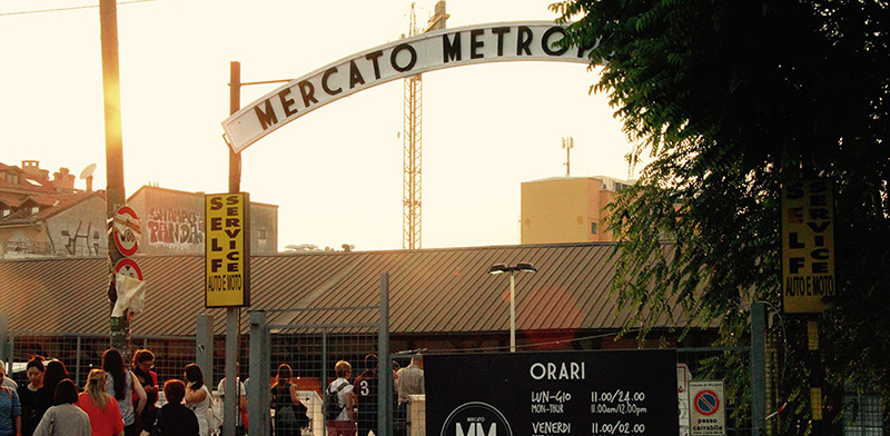 Il mercato metropolitano spiegato il post - Carabinieri porta genova milano ...