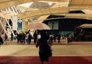 Expo con la pioggia