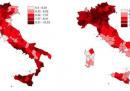 L'Italia in 10 cifre