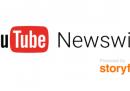 YouTube NewsWire e i video nel giornalismo