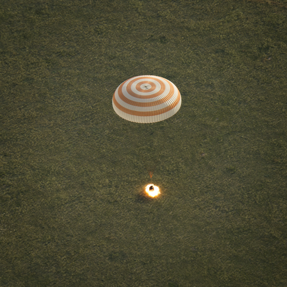 Expedition 43 Soyuz TMA-15M