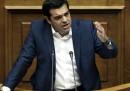 Tsipras sulle richieste dell'Europa: «Il governo non accetterà queste assurde proposte»