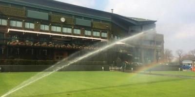 Come si fa l'erba di Wimbledon