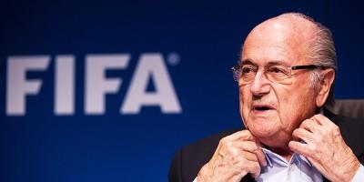 «Signor Blatter, ha mai preso una tangente?»