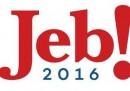 Il logo della campagna elettorale di Jeb Bush